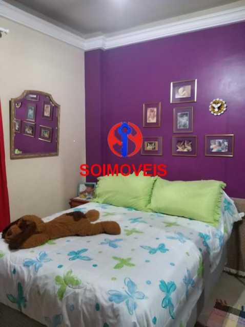 Quarto 1 - Apartamento 1 quarto à venda Vila Isabel, Rio de Janeiro - R$ 230.000 - TJAP10273 - 14