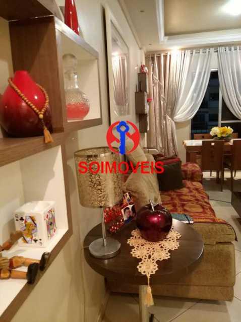 Sala - Apartamento 1 quarto à venda Vila Isabel, Rio de Janeiro - R$ 230.000 - TJAP10273 - 7