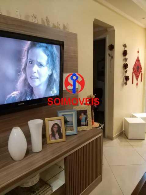 Sala - Apartamento 1 quarto à venda Vila Isabel, Rio de Janeiro - R$ 230.000 - TJAP10273 - 5