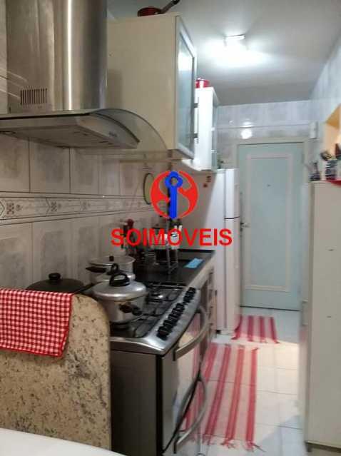 Cozinha - Apartamento 1 quarto à venda Vila Isabel, Rio de Janeiro - R$ 230.000 - TJAP10273 - 23