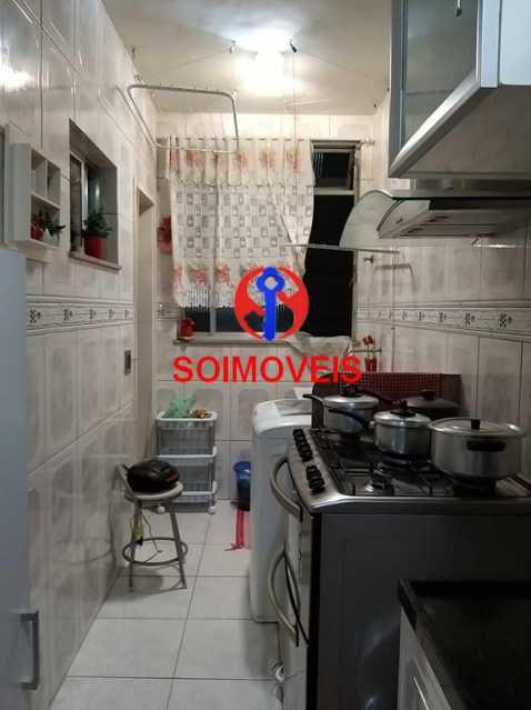 Cozinha - Apartamento 1 quarto à venda Vila Isabel, Rio de Janeiro - R$ 230.000 - TJAP10273 - 24