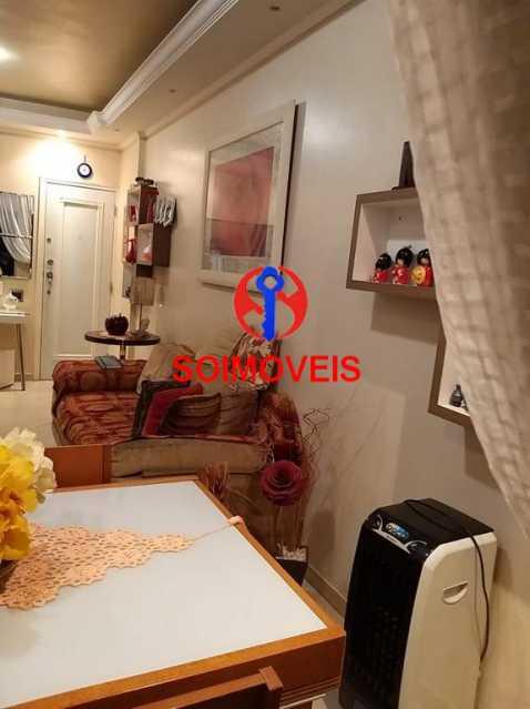 Sala - Apartamento 1 quarto à venda Vila Isabel, Rio de Janeiro - R$ 230.000 - TJAP10273 - 6