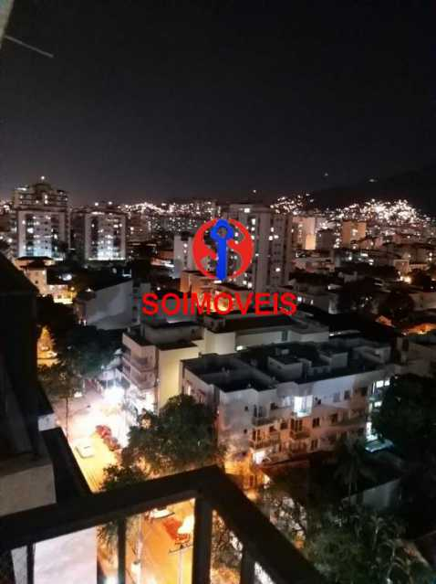 Vista - Apartamento 1 quarto à venda Vila Isabel, Rio de Janeiro - R$ 230.000 - TJAP10273 - 3