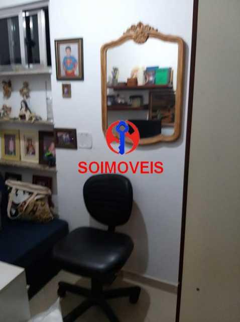 Quarto 2 - Apartamento 1 quarto à venda Vila Isabel, Rio de Janeiro - R$ 230.000 - TJAP10273 - 17