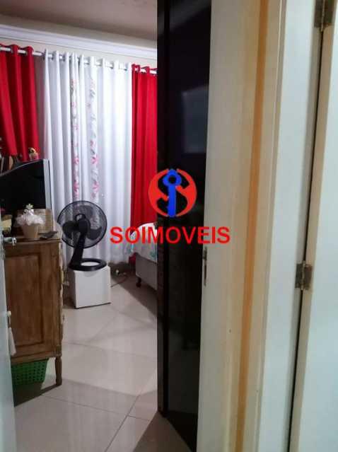 Quarto 1 - Apartamento 1 quarto à venda Vila Isabel, Rio de Janeiro - R$ 230.000 - TJAP10273 - 11