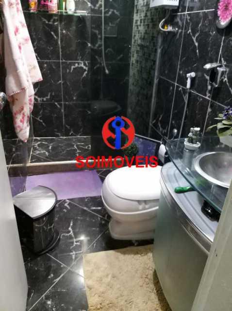 Banheiro - Apartamento 1 quarto à venda Vila Isabel, Rio de Janeiro - R$ 230.000 - TJAP10273 - 27