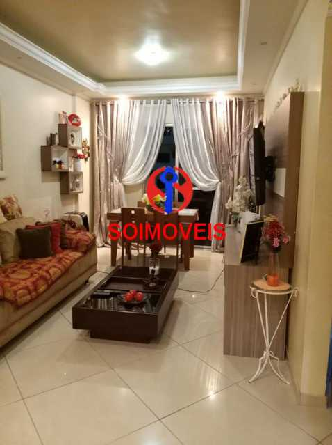 Sala - Apartamento 1 quarto à venda Vila Isabel, Rio de Janeiro - R$ 230.000 - TJAP10273 - 10