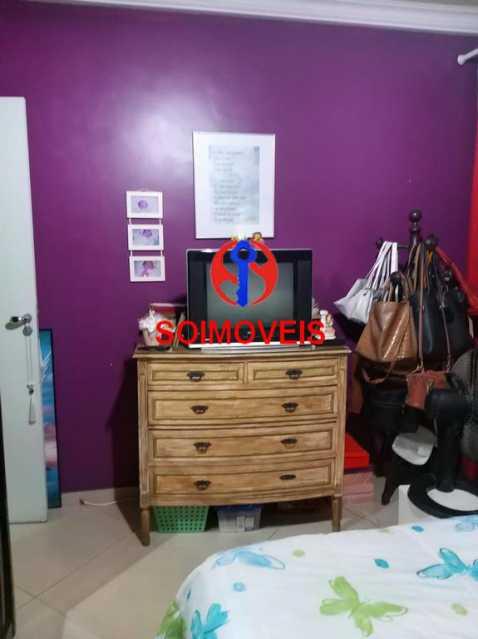 Quarto1 - Apartamento 1 quarto à venda Vila Isabel, Rio de Janeiro - R$ 230.000 - TJAP10273 - 15