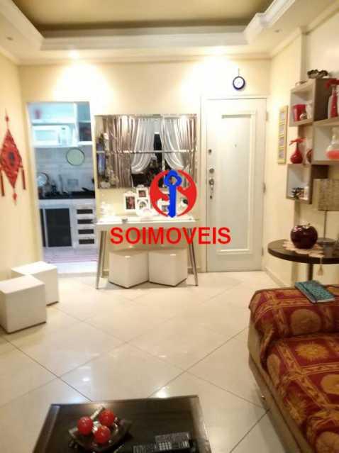 Sala - Apartamento 1 quarto à venda Vila Isabel, Rio de Janeiro - R$ 230.000 - TJAP10273 - 9