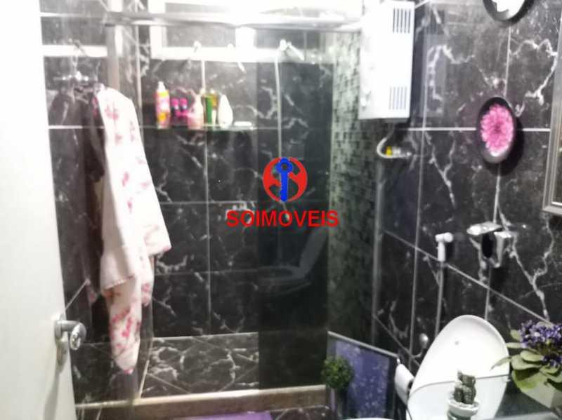 Banheiro - Apartamento 1 quarto à venda Vila Isabel, Rio de Janeiro - R$ 230.000 - TJAP10273 - 29