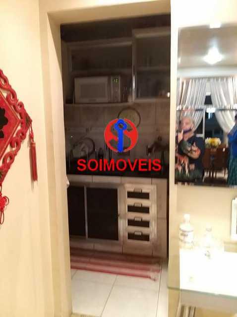 Cozinha - Apartamento 1 quarto à venda Vila Isabel, Rio de Janeiro - R$ 230.000 - TJAP10273 - 22