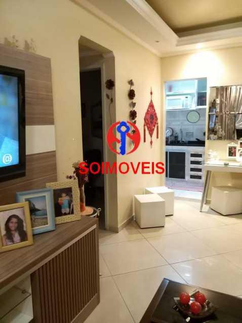 Sala - Apartamento 1 quarto à venda Vila Isabel, Rio de Janeiro - R$ 230.000 - TJAP10273 - 8