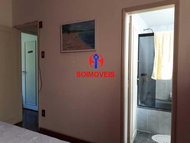 QUARTO - Apartamento 3 quartos à venda Grajaú, Rio de Janeiro - R$ 700.000 - TJAP30551 - 11