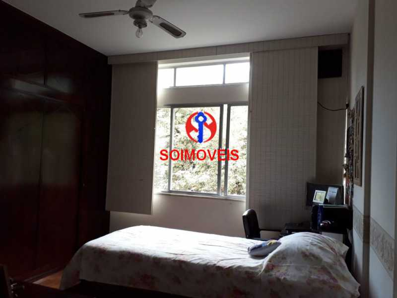 QUARTO - Apartamento 3 quartos à venda Grajaú, Rio de Janeiro - R$ 700.000 - TJAP30551 - 14