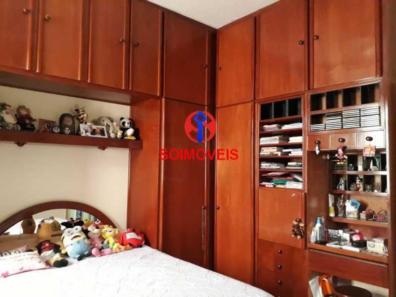QUARTO - Apartamento 3 quartos à venda Grajaú, Rio de Janeiro - R$ 700.000 - TJAP30551 - 10