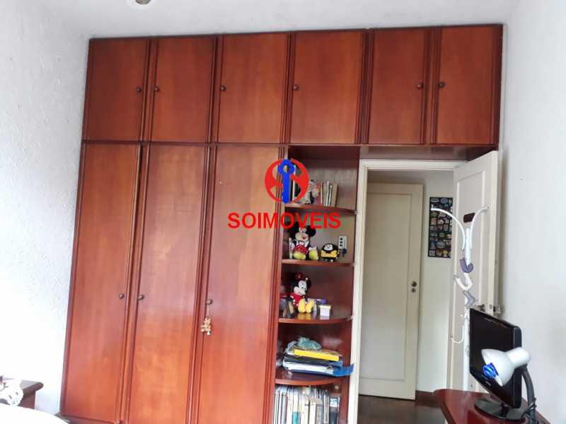 QUARTO  - Apartamento 3 quartos à venda Grajaú, Rio de Janeiro - R$ 700.000 - TJAP30551 - 12
