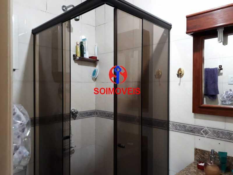 3-bhs - Apartamento 3 quartos à venda Grajaú, Rio de Janeiro - R$ 700.000 - TJAP30551 - 16