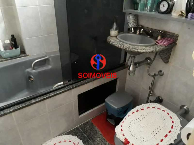 3-bhsu2 - Apartamento 3 quartos à venda Grajaú, Rio de Janeiro - R$ 700.000 - TJAP30551 - 20