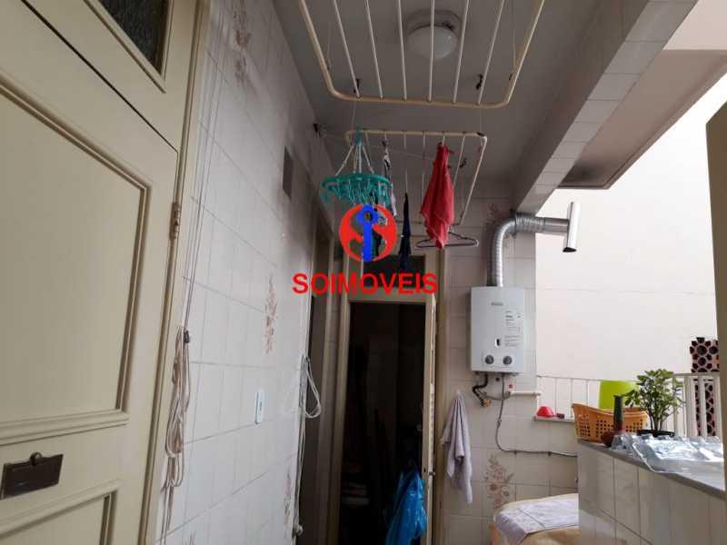 5-ar - Apartamento 3 quartos à venda Grajaú, Rio de Janeiro - R$ 700.000 - TJAP30551 - 25