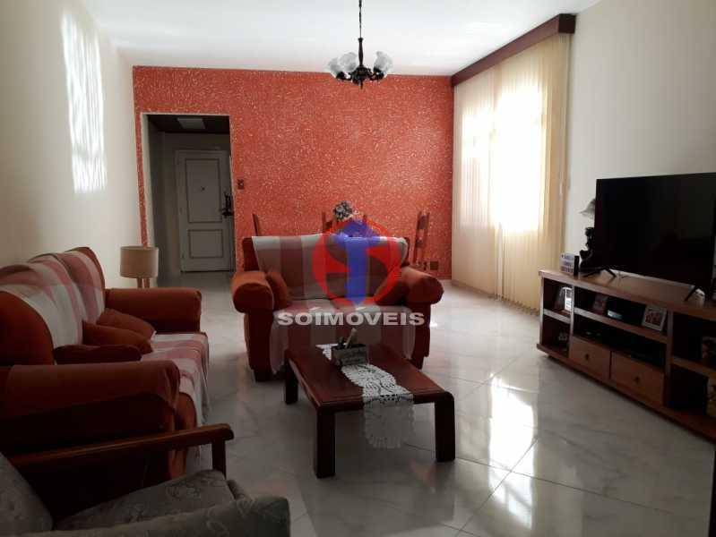 SALA - Apartamento 3 quartos à venda Grajaú, Rio de Janeiro - R$ 700.000 - TJAP30551 - 1
