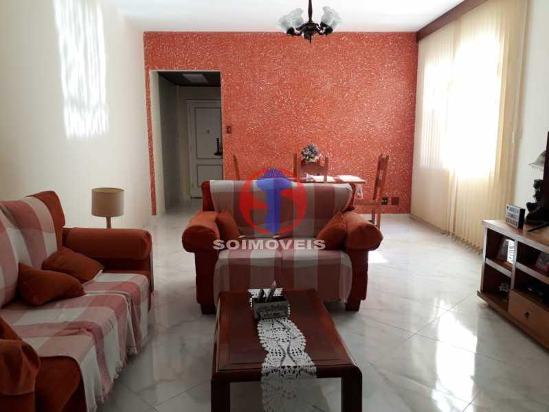 SALA - Apartamento 3 quartos à venda Grajaú, Rio de Janeiro - R$ 700.000 - TJAP30551 - 5