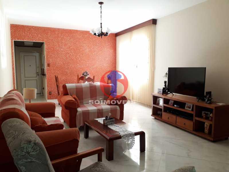 SALA - Apartamento 3 quartos à venda Grajaú, Rio de Janeiro - R$ 700.000 - TJAP30551 - 6