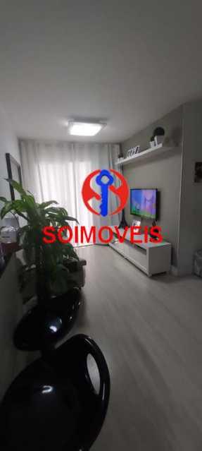 1 sala - Apartamento 1 quarto à venda Cachambi, Rio de Janeiro - R$ 350.000 - TJAP10275 - 1