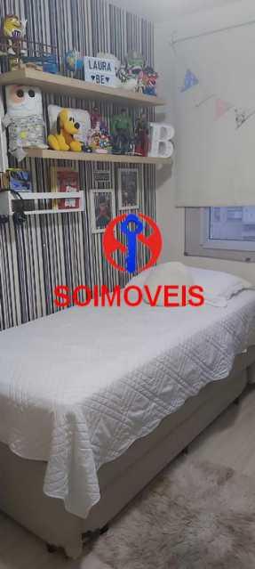 2- 1 qto - Apartamento 1 quarto à venda Cachambi, Rio de Janeiro - R$ 350.000 - TJAP10275 - 3