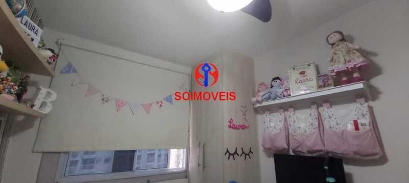 2- 2qto - Apartamento 1 quarto à venda Cachambi, Rio de Janeiro - R$ 350.000 - TJAP10275 - 4
