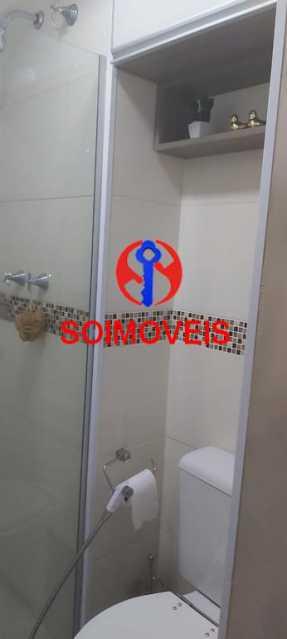 3- bhs - Apartamento 1 quarto à venda Cachambi, Rio de Janeiro - R$ 350.000 - TJAP10275 - 5