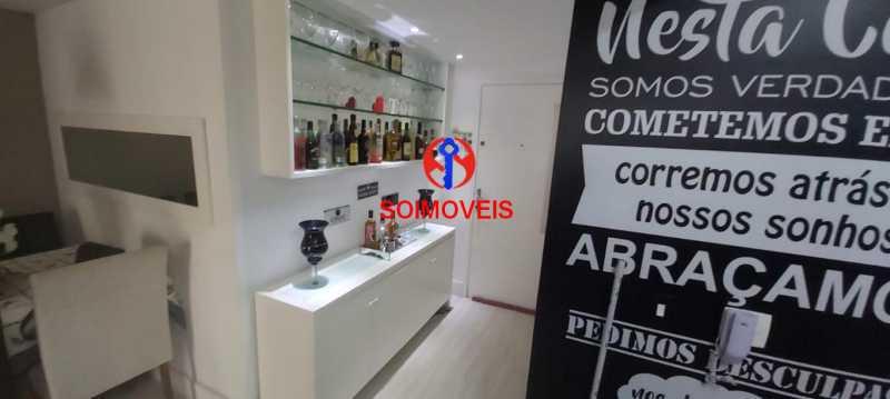 4- coz 1 - Apartamento 1 quarto à venda Cachambi, Rio de Janeiro - R$ 350.000 - TJAP10275 - 7