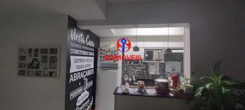 4- coz 2 - Apartamento 1 quarto à venda Cachambi, Rio de Janeiro - R$ 350.000 - TJAP10275 - 8