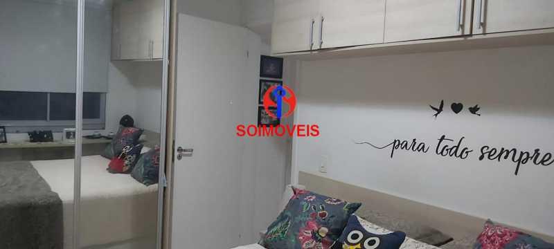 4- coz 3 - Apartamento 1 quarto à venda Cachambi, Rio de Janeiro - R$ 350.000 - TJAP10275 - 9