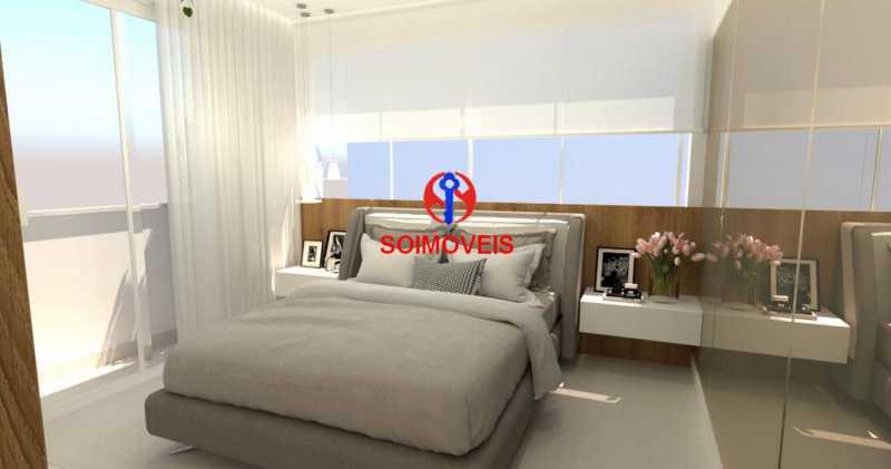 Suite 02 - Casa de Vila 5 quartos à venda Tijuca, Rio de Janeiro - R$ 1.150.000 - TJCV50003 - 21