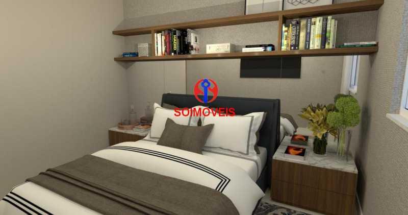 Suite 01 - Casa de Vila 5 quartos à venda Tijuca, Rio de Janeiro - R$ 1.150.000 - TJCV50003 - 13