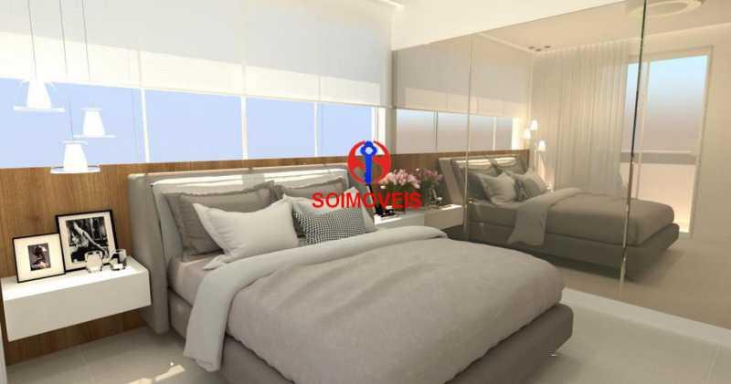 Suite 02 - Casa de Vila 5 quartos à venda Tijuca, Rio de Janeiro - R$ 1.150.000 - TJCV50003 - 22
