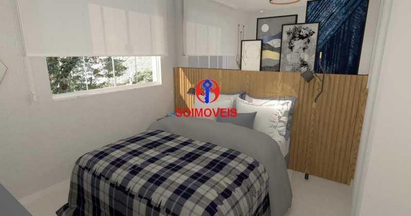 Suite 01 - Casa de Vila 5 quartos à venda Tijuca, Rio de Janeiro - R$ 1.150.000 - TJCV50003 - 27