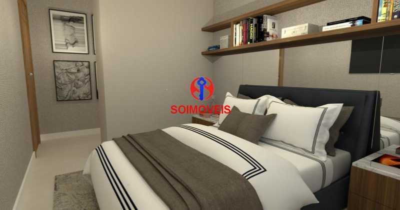 Suite 01 - Casa de Vila 5 quartos à venda Tijuca, Rio de Janeiro - R$ 1.150.000 - TJCV50003 - 28