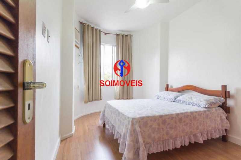 Quarto 1 - Apartamento 2 quartos à venda Engenho Novo, Rio de Janeiro - R$ 249.000 - TJAP21208 - 11