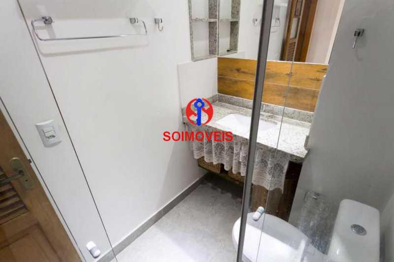 Banheiro - Apartamento 2 quartos à venda Engenho Novo, Rio de Janeiro - R$ 249.000 - TJAP21208 - 26