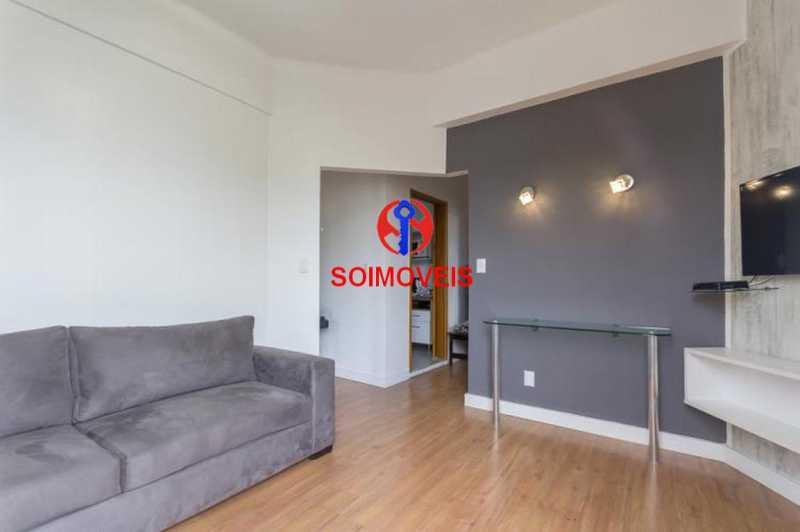 Sala - Apartamento 2 quartos à venda Engenho Novo, Rio de Janeiro - R$ 249.000 - TJAP21208 - 8