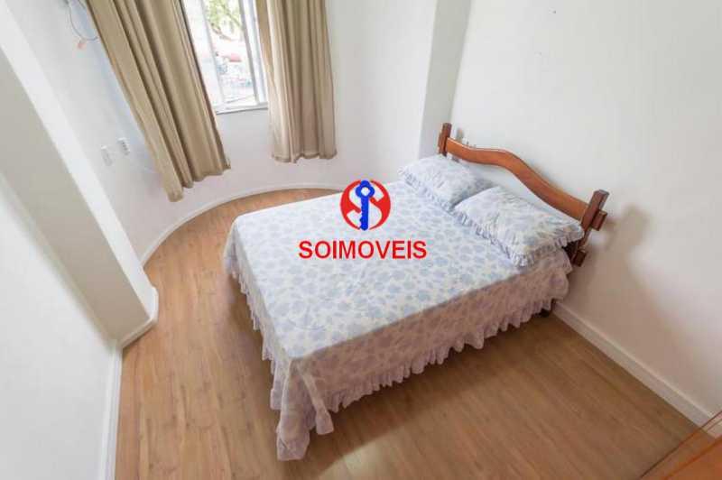 Quarto 1 - Apartamento 2 quartos à venda Engenho Novo, Rio de Janeiro - R$ 249.000 - TJAP21208 - 14