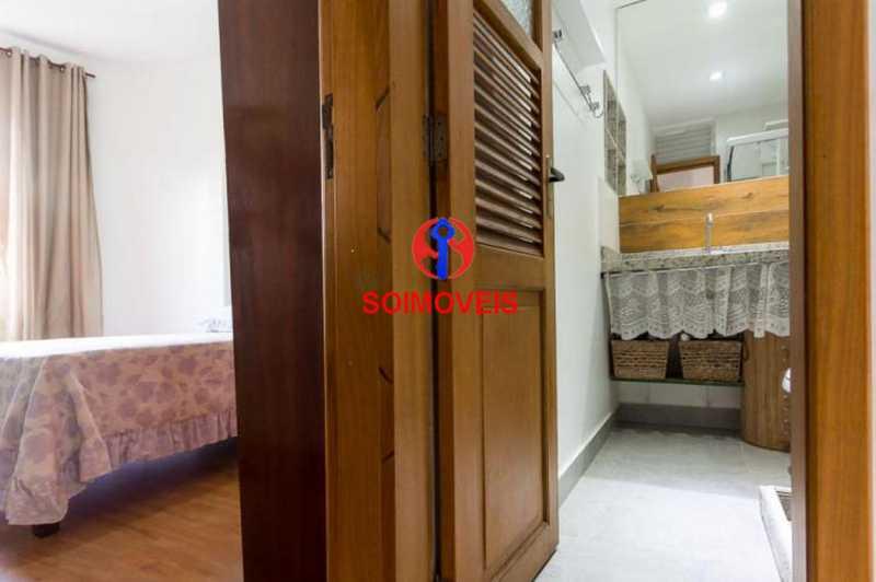 Quarto 1 - Apartamento 2 quartos à venda Engenho Novo, Rio de Janeiro - R$ 249.000 - TJAP21208 - 12