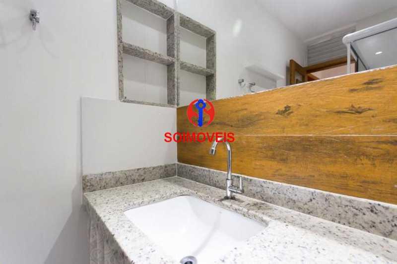 Banheiro - Apartamento 2 quartos à venda Engenho Novo, Rio de Janeiro - R$ 249.000 - TJAP21208 - 27