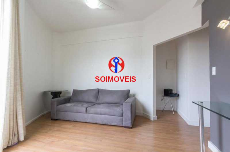 Sala - Apartamento 2 quartos à venda Engenho Novo, Rio de Janeiro - R$ 249.000 - TJAP21208 - 10