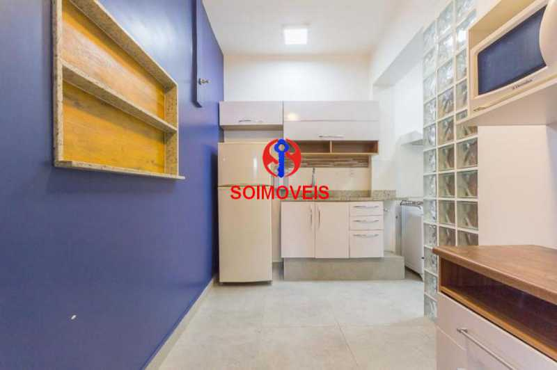 Cozinha - Apartamento 2 quartos à venda Engenho Novo, Rio de Janeiro - R$ 249.000 - TJAP21208 - 22