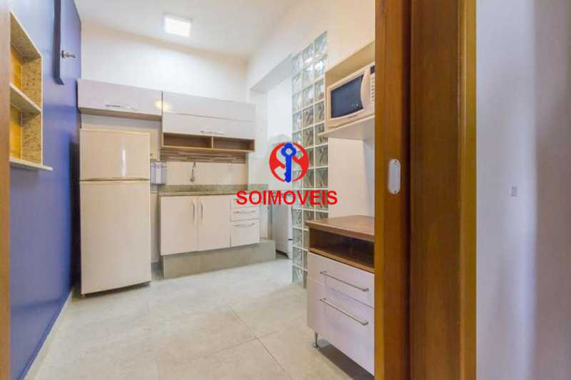 Cozinha - Apartamento 2 quartos à venda Engenho Novo, Rio de Janeiro - R$ 249.000 - TJAP21208 - 23