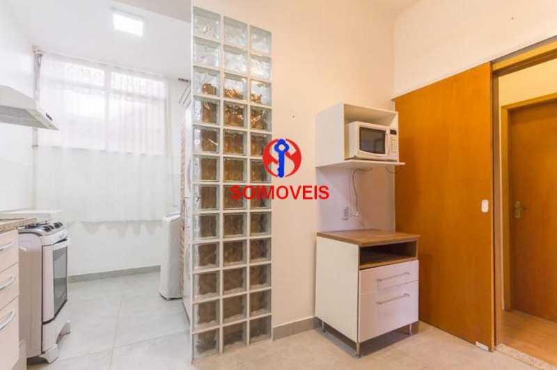 Cozinha - Apartamento 2 quartos à venda Engenho Novo, Rio de Janeiro - R$ 249.000 - TJAP21208 - 24