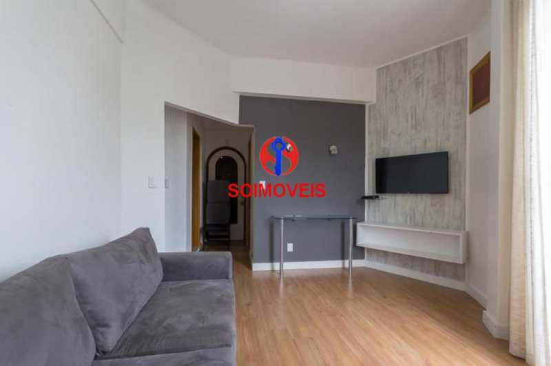 Sala - Apartamento 2 quartos à venda Engenho Novo, Rio de Janeiro - R$ 249.000 - TJAP21208 - 7