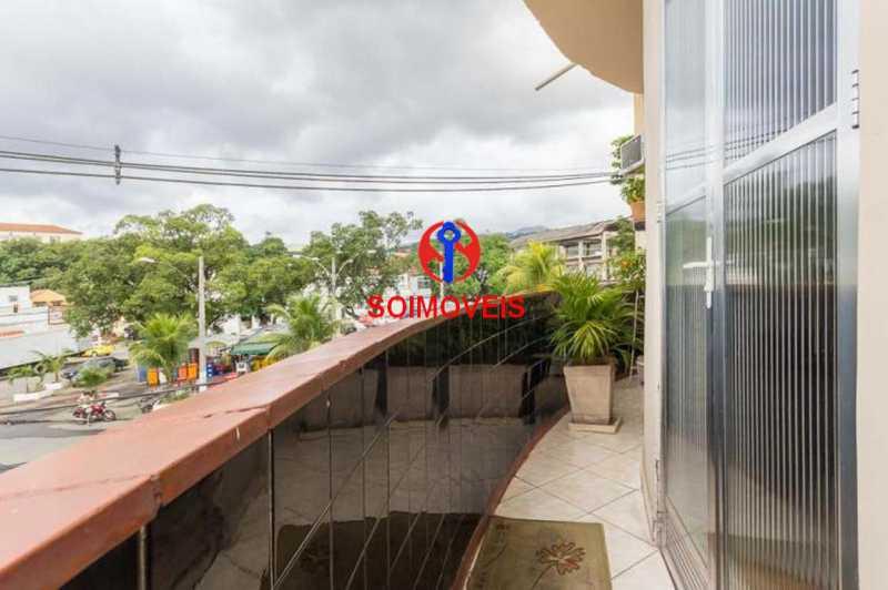 Varanda - Apartamento 2 quartos à venda Engenho Novo, Rio de Janeiro - R$ 249.000 - TJAP21208 - 4